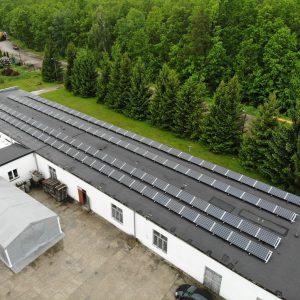 Fotowoltaika Szepietowo 40 kWp