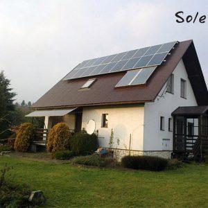 Fotowoltaika Domaniewice 4,32 kWp