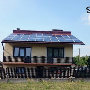 Realizacja Libiąż 8 kWp