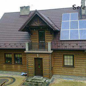 Realizacja Obidza 5,28 kWp