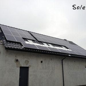 Realizacja Paszkówka 10 kWp