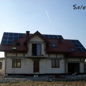 Realizacja Przeginia 5 kWp