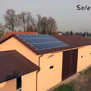 Fotowoltaika Siedlec 5,04 kWp