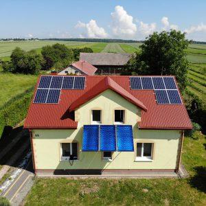 Fotowoltaika Stary Zamość 3,42 kWp