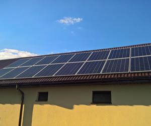 Fotowoltaika Suchodoły 4,16 kWp