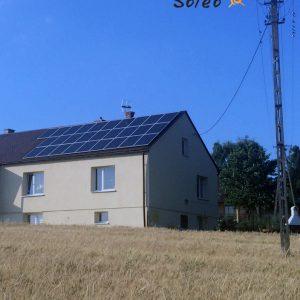 Realizacja Tomaszowice 7 kWp