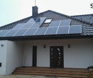 Fotowoltaika Załom 4,16 kWp